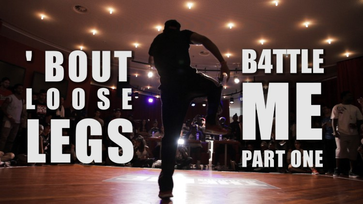 'bout loose legs - House Dance Documentary Trailer (B4ttle Me Part 1)
