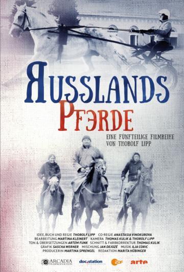 RUSSLANDS PFERDE - DVD jetzt verfügbar
